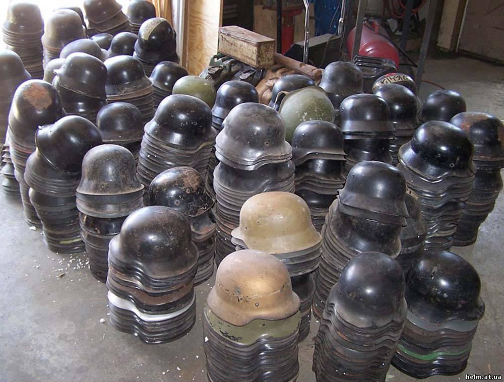 складские шлемы Германия Продажа шлемов Стальной